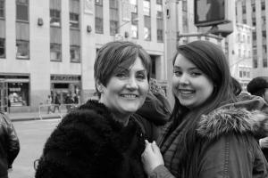 Mum and Ruby
