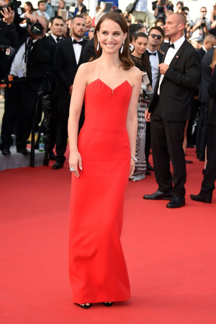 Natalie Portman//Dior