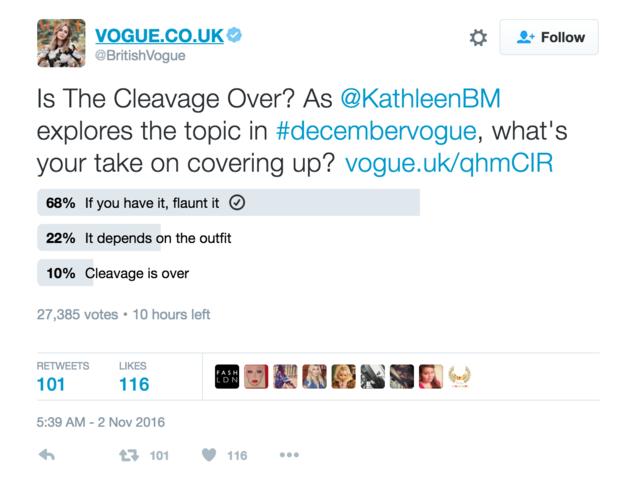 vogue-cleavage